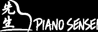Piano Sensei logo