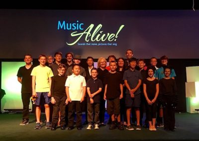 piano sensei music alive group photo