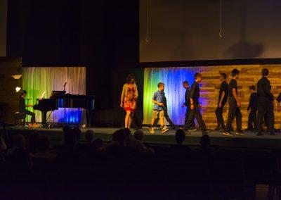 Music Alive folk dance
