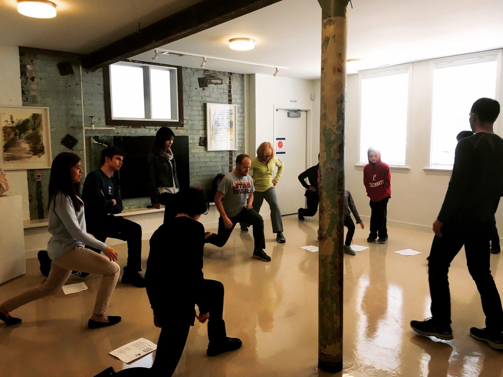 Warm-up Workshop