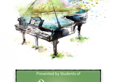 Spring Musicale 2018 cover