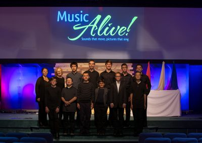 music alive group