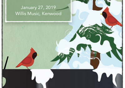 Winter Musicale 2019 Program Cover
